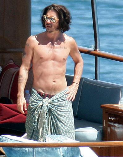 Johnny depp nude pictures