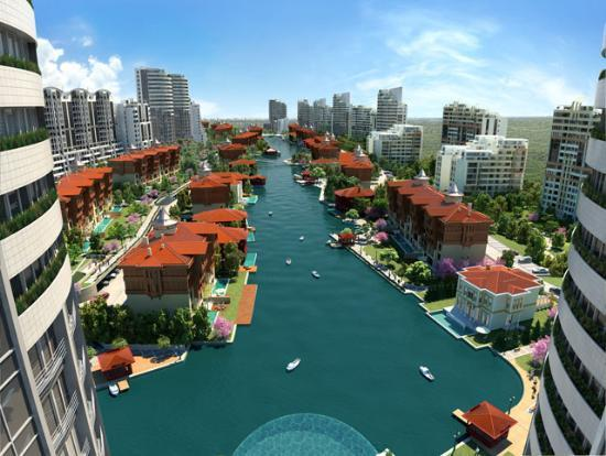 Bosphorus City Halkal�