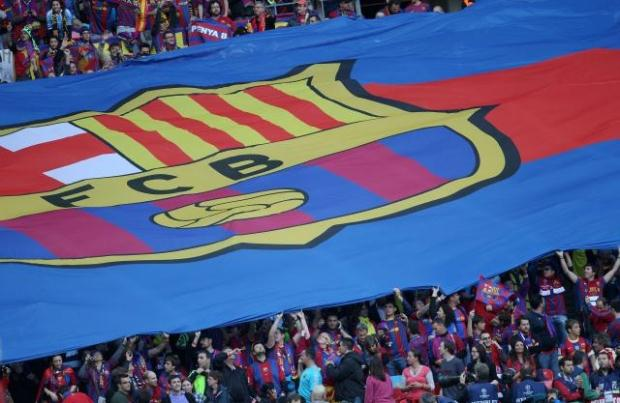 ...to Barcelona in compensation for a report that made false allegations...